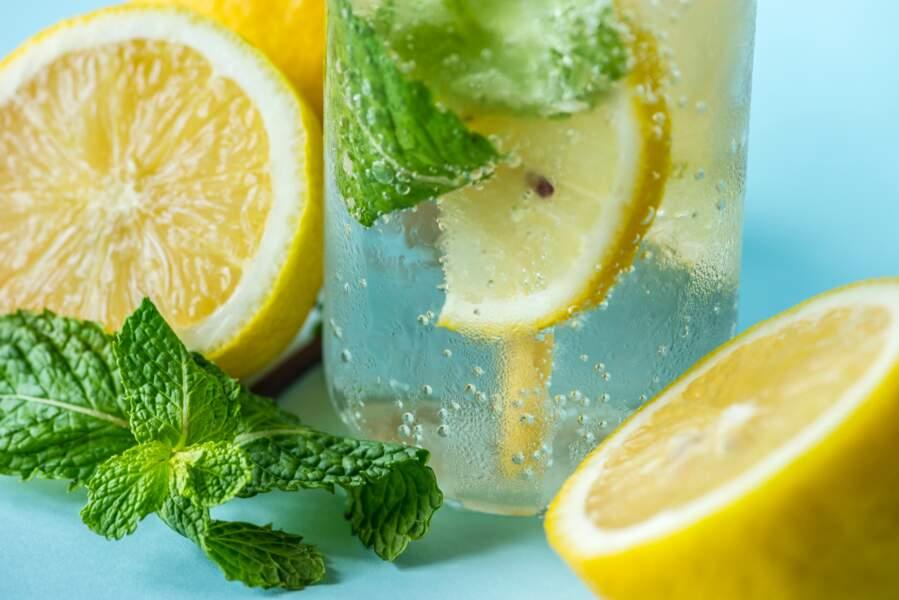 Remède au citron : une lotion anti-verrues