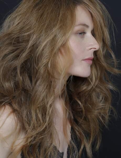 Le dégradé sur cheveux longs signé Biguine