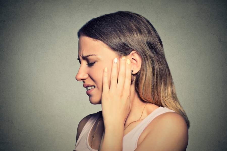 Les oreilles bourdonnent