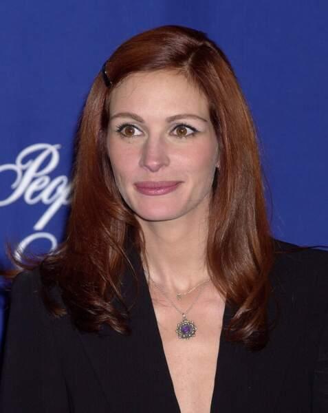 En 2002, à la cérémonie des People's Choice awards