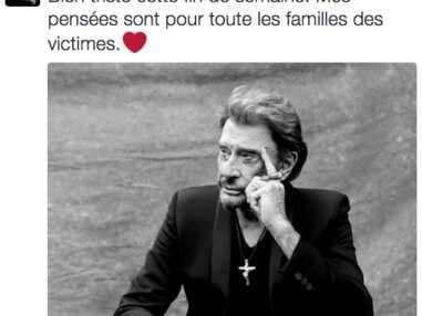 Attentats : les célébrités rendent hommage à Paris