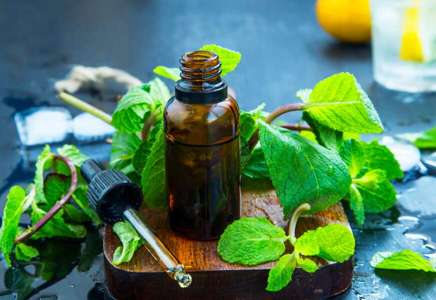 Utilisez des huiles essentielles