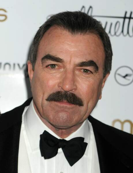 La barbe de Tom Selleck