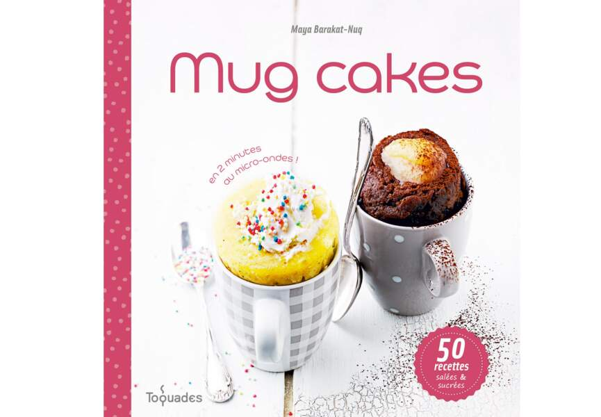 Le livre mug cakes