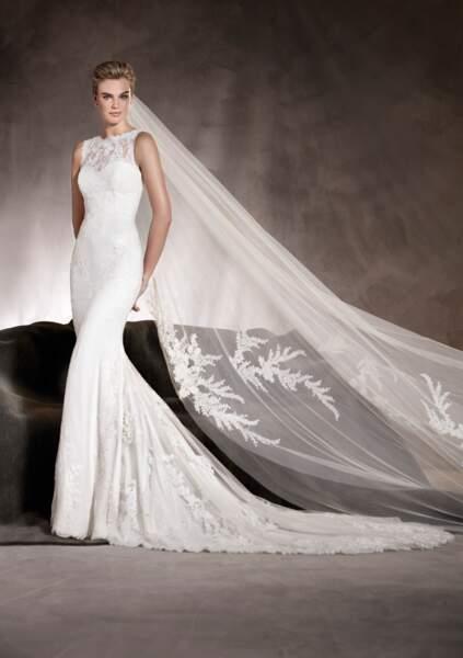 Robe de mariée Pronovias : Alegria