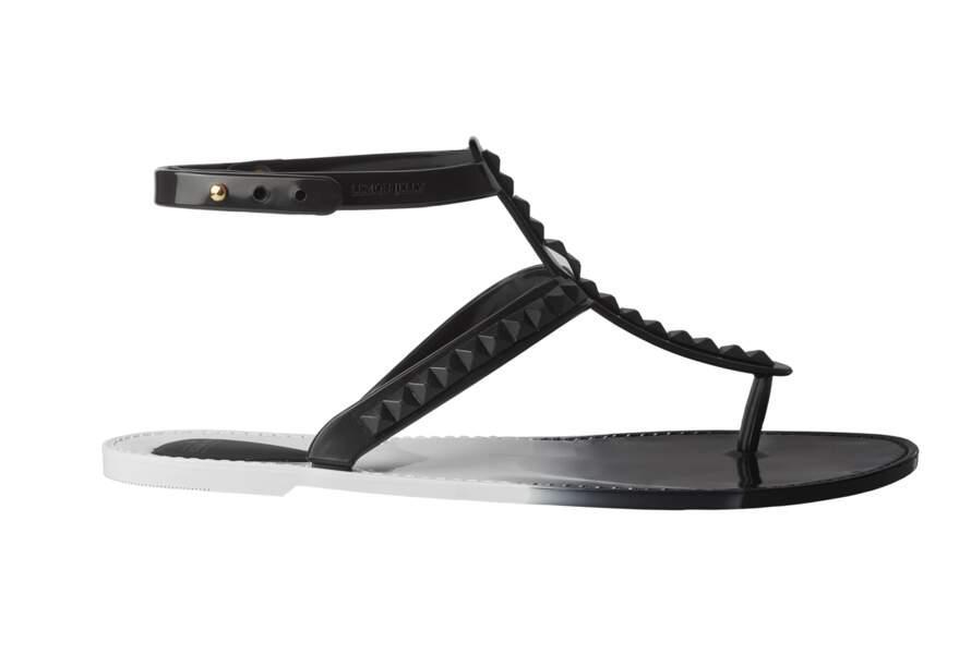 Sandales rock