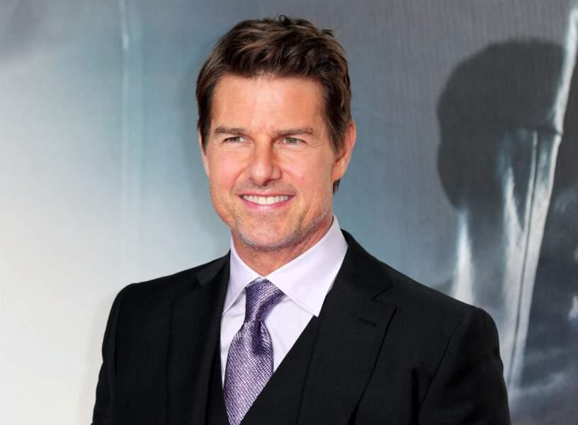 Tom Cruise mesure toujours 1m70.