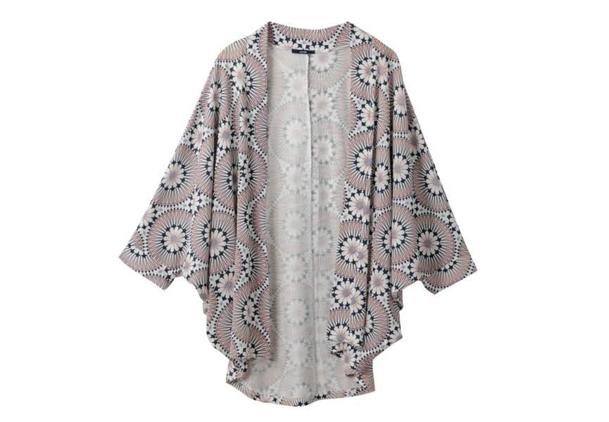 Tendance kimono: mandalas