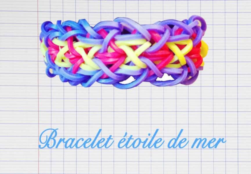 Le bracelet Etoile de Mer