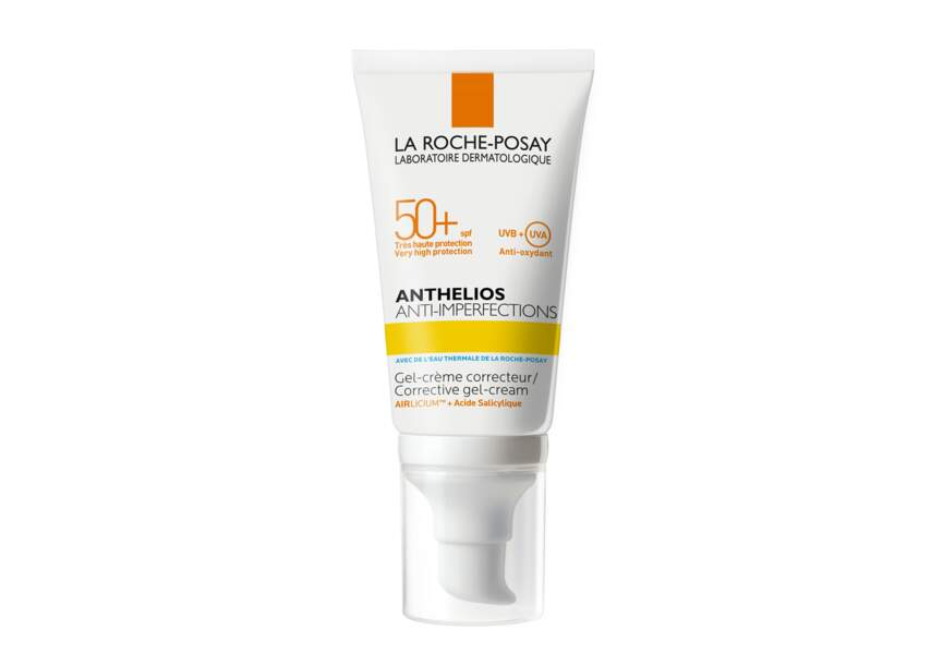 Le Anthelios anti-imperfections 50 + La Roche-Posay