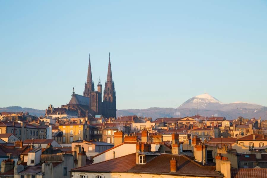 10. Clermont-Ferrand