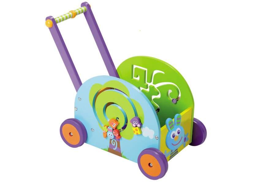 Un chariot multi-fonction