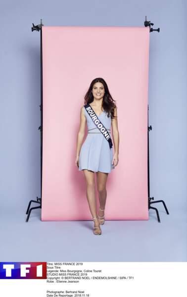 Miss Bourgogne, Coline Touret