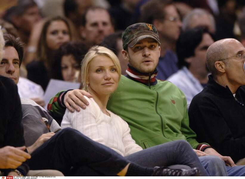 Justin Timberlake, Cameron Diaz, 2003-2007
