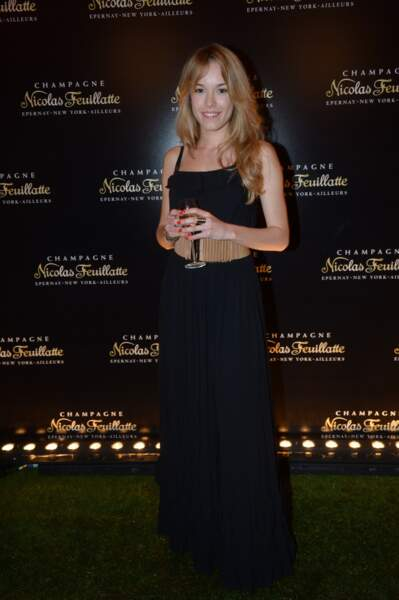 Élodie Fontan : en 2013
