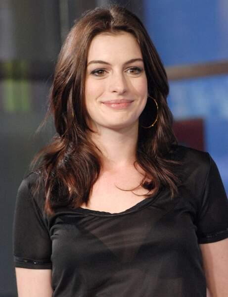 Anne Hathaway avant sa rupture