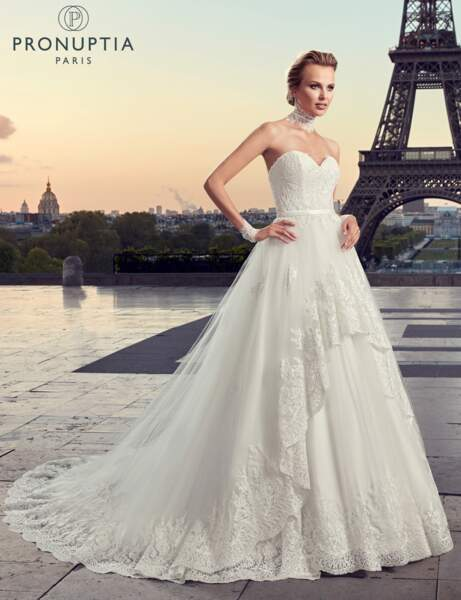 Robe de mariée Rodin