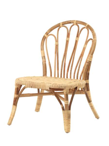 IKEA JASSA 2017 : chaise arrondie