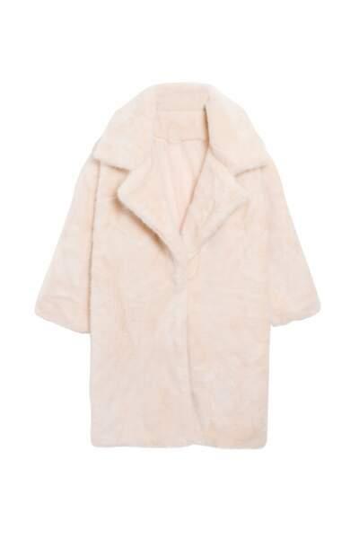 Le manteau tout doux