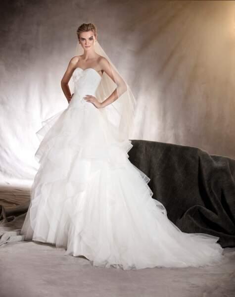 Robe de mariée Pronovias : Alison