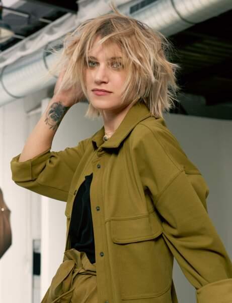 Le carré coiffé-décoiffé signé Mod's Hair