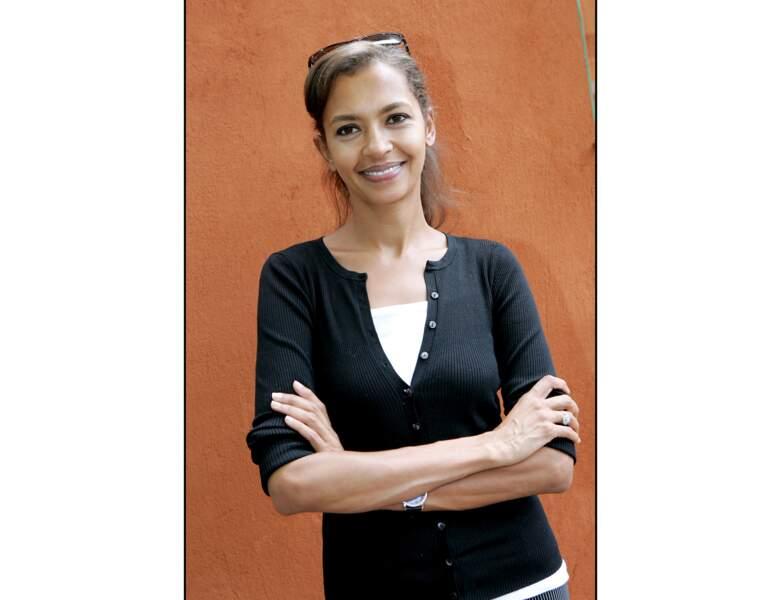 Elle assiste à Roland Garros en 2007