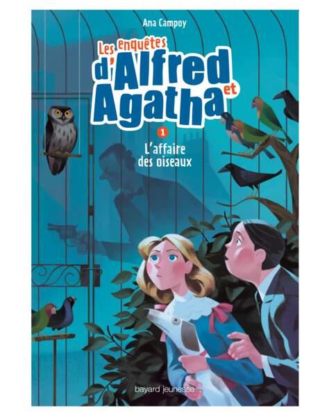Les enquêtes d'Alfred et Agatha