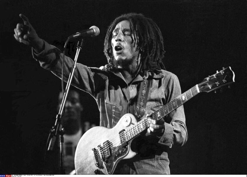 Bob Marley...