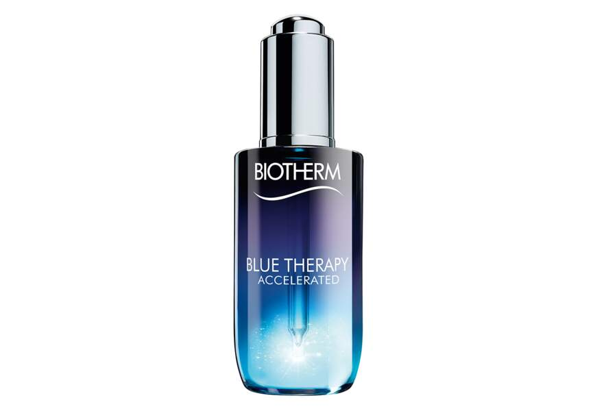 Soin anti-âge : Sérum Blue Therapy Accelerated, Biotherm