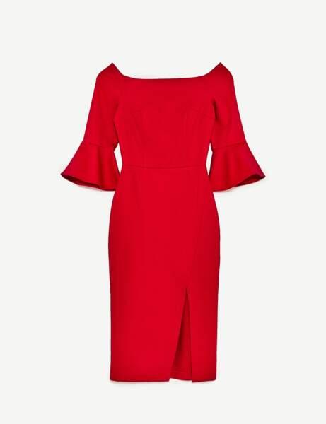La robe rouge qui nous rend désirable