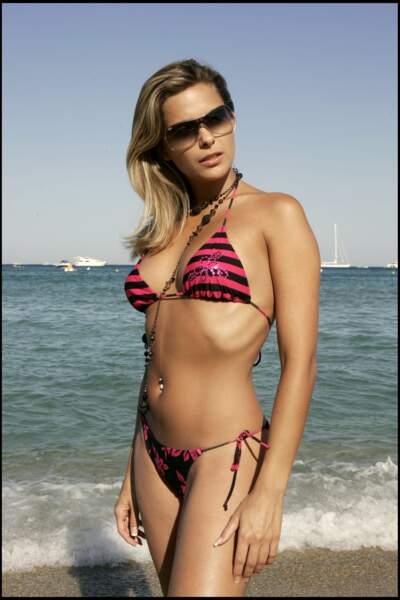 Sublime en bikini !