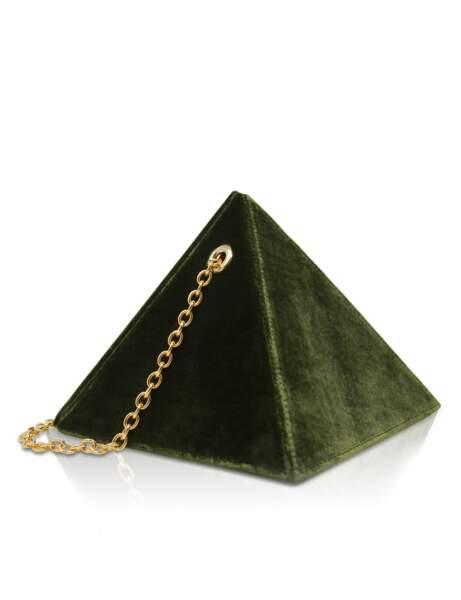 Sac tendance : pyramidal
