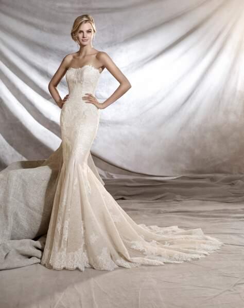 Robe de mariée Pronovias : Orinoco
