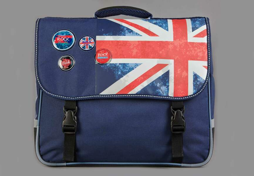 Le cartable British