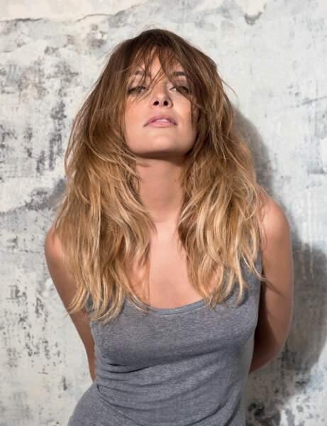 La coupe longue dégradée de Mod's Hair