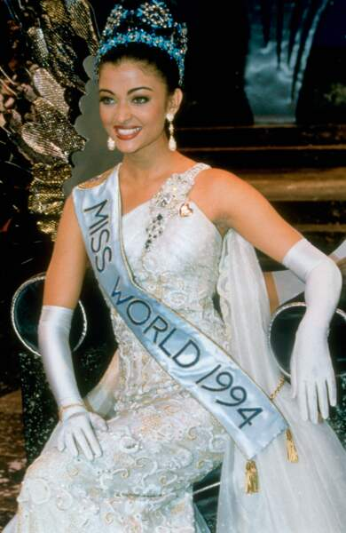 Aishwarya Rai Miss Monde 1994