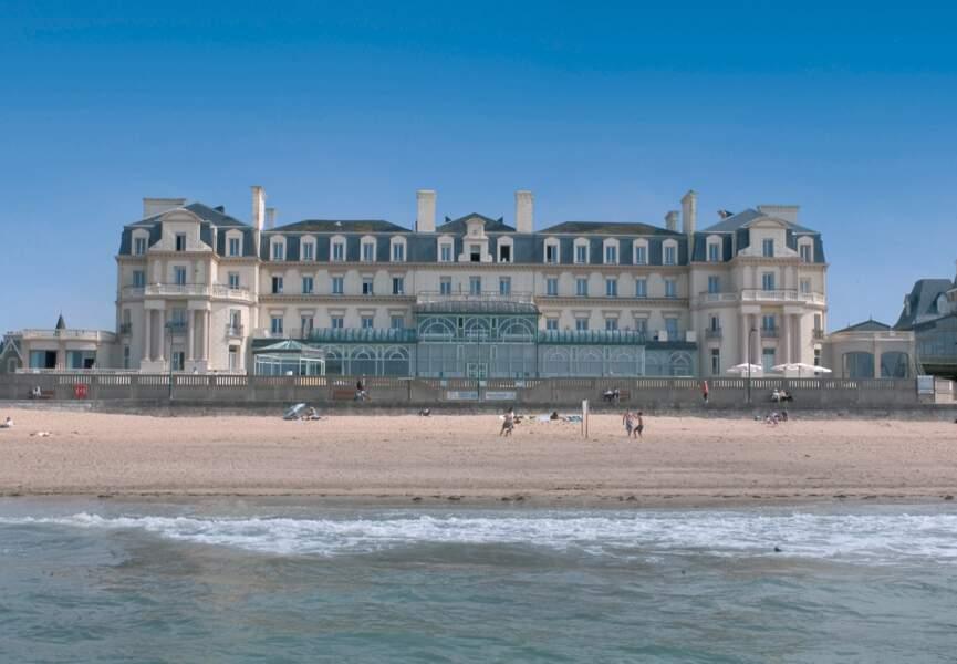 Sport et soins détox aux Thermes marins de Saint-Malo