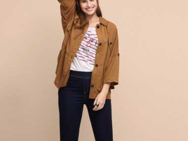 Mode ronde : jeans grandes tailles