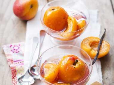 Nos recettes avec des fruits d'été