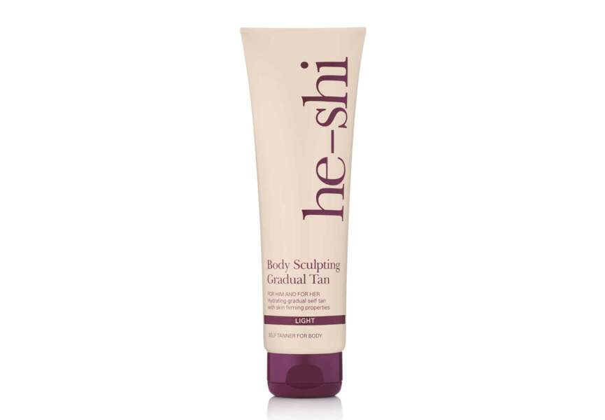 L'autobronzant Body Sculpting Gradual Tan He-Shi