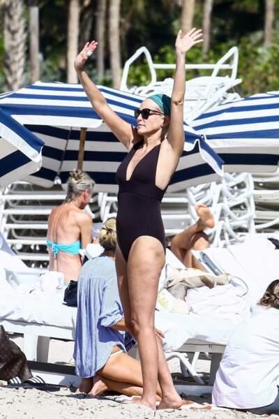 Sharon Stone, 61 ans