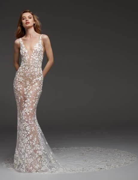 Robe de mariée Coralie