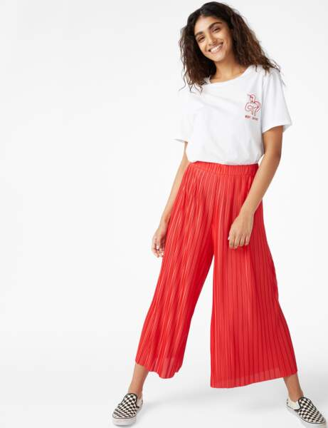 Pantalon : hipster