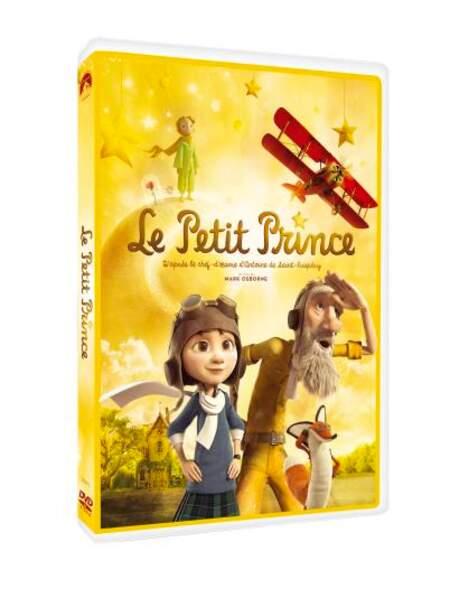 Le dvd du Petit Prince
