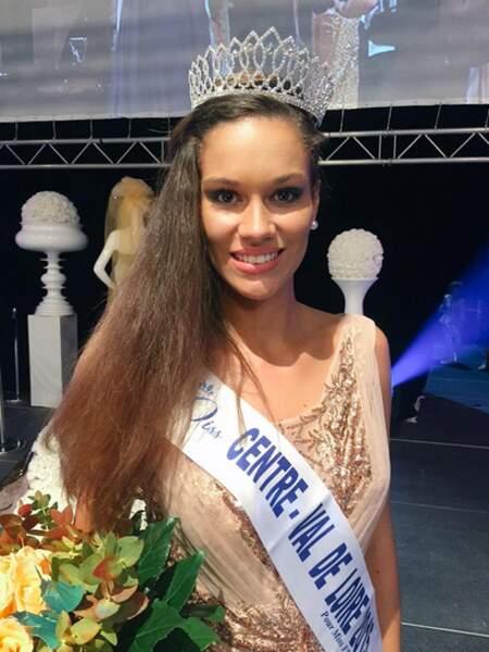 Margaux Bourdin, Miss Centre Val de Loire