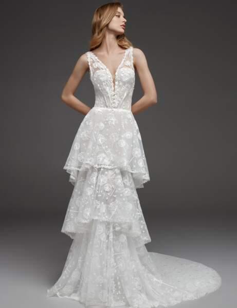 Robe de mariée Calipso