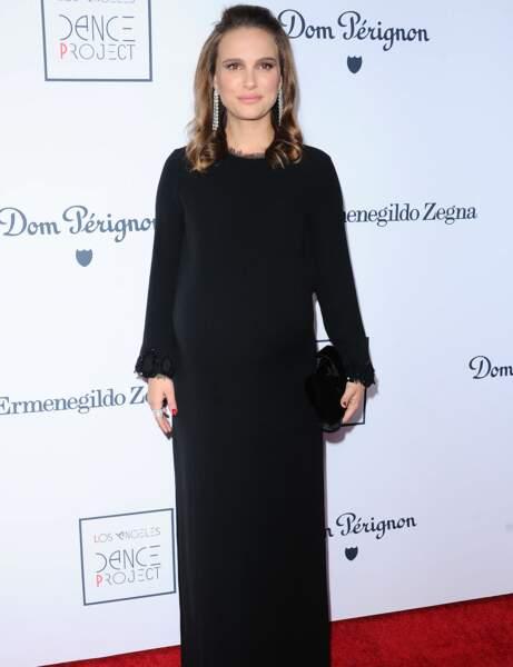 Natalie Portman : robe longue