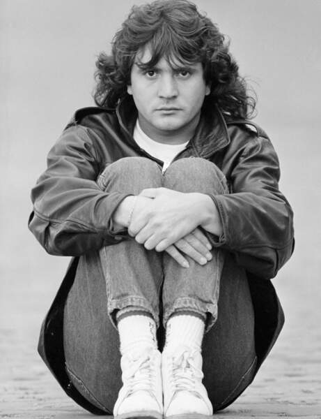 """Ce chanteur connaît la consécration en 1978 en décrochant le rôle principal de la comédie musicale """"Starmania"""""""
