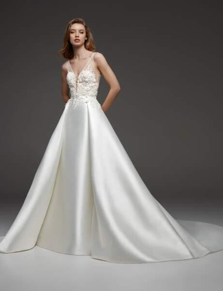 Robe de mariée Caitlin