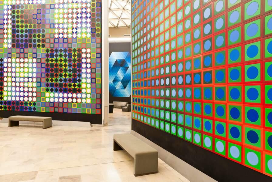Multiplicité, à Avignon et Aix : triple dose de Vasarely